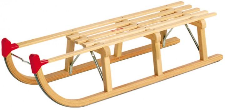 Gloco Davoser Holzschlitten